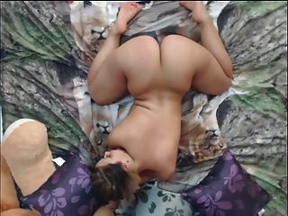 Horny Cam Girl Spanking Twerking Ass Clap Butt Plug