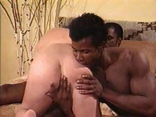 Vintage Inter-racial 3some