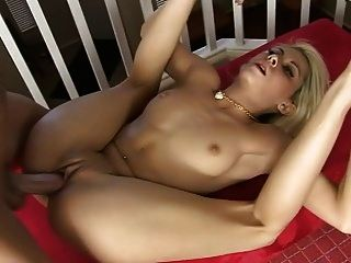 Creampie Surprise For Beautiful Blond