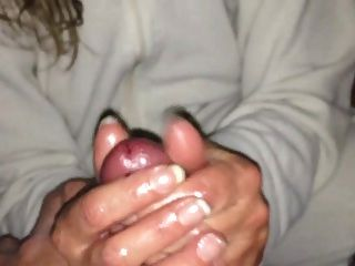 Massage Wife And Cum