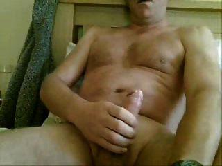 Wank With Cum Shot Burst