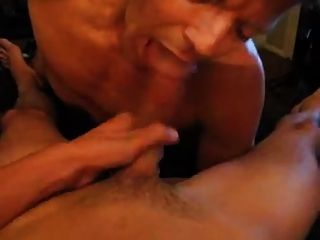 Giving A Blowjob At Home