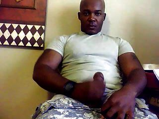 Str8 Military Guy On Cam