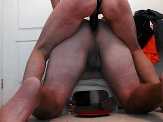 Lady J Pegging Non-stop