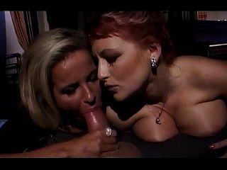 Silvia Christian & Ester Smith - Ffm Threesome