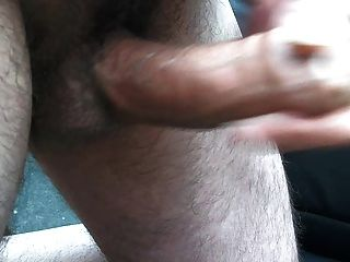 My First Upload. Cock Wank And Cum