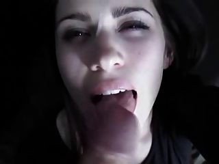 Even More Stunning With A Cum Face