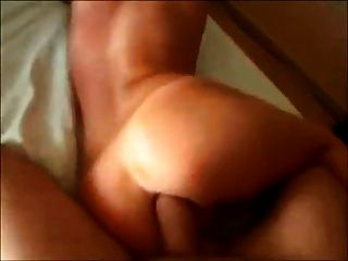 Wife Ass Fucked On Real Homemade
