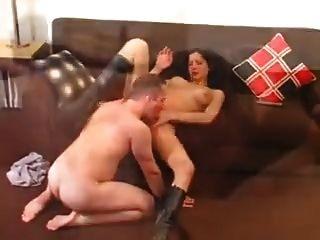 Hot Trans Gets Sucked & Fucks Bf
