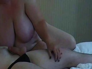 Big Tits Bbw Mom Sucking Cock