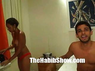 Brazilian Couple Sex Tape