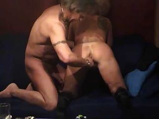 Great Couple - Great Mature Sex Pt 1