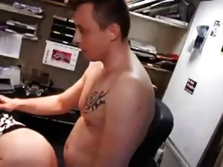 Hot French Wife Gets Fucked At The Office !