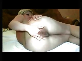 Amateur Blonde Wife Getting Creampie
