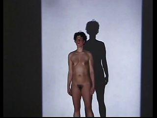 A Nude Hairy Performance: Iris Selke