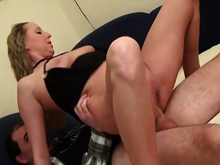 Anal With German Chick