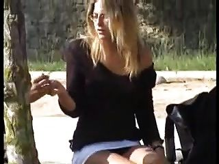 Girl Remove Her Bra For Lucky Guy