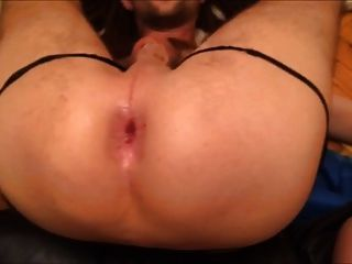 Amazing Anal Fist By My Girl Part 2