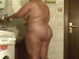 Bbw Bath Video