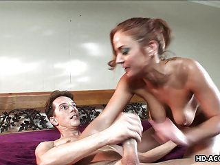 Sexy Ass Milf Sucking And Fucking For The Orgasm