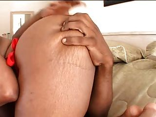 Big Ebony Ass Creamed
