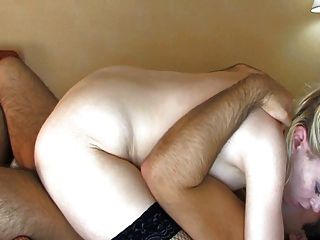 Amateur Couple Making Love