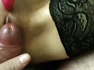Wif Get Cum On Pussy