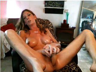 Webcam Milf Masturbing