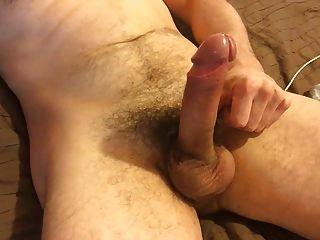 Double Orgasm, Big Fat Cock Cum So Hard