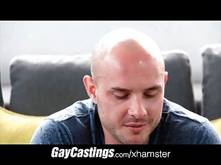 Gaycastings Thick Dick Fucks Leather Sf Otter On Casting Cou