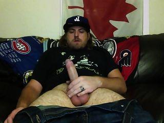 Str8 Bear On Couch