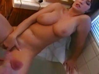 Masturbating And Cuming Together