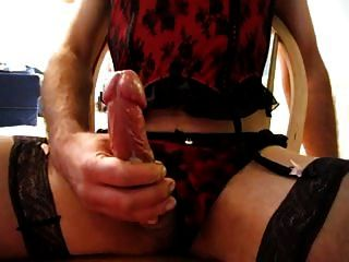 Another Wank And Cumshot In Panties