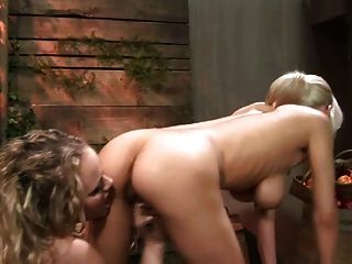 Two Hot Girls Having A Hot Lesbian Sex