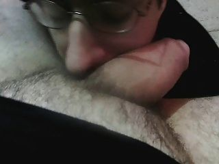 Faggy Slut Loves On Big Floppy Uncut Cock