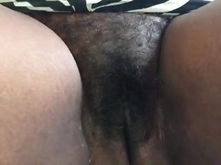 Jamaican Aunt Show Her Pussy
