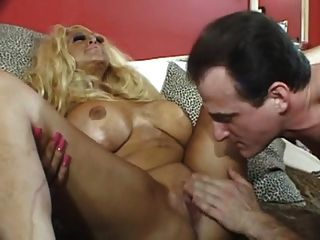 Big Tit Milf Loves Cock
