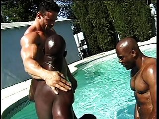 White Boy Gets Filled With Black Dick