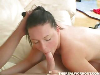 Hot Trinity Dynamite Tit Fucking The English Guy Before Gett