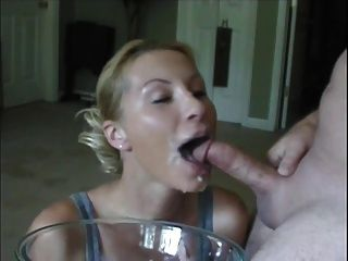 He Adds To Her Receipe