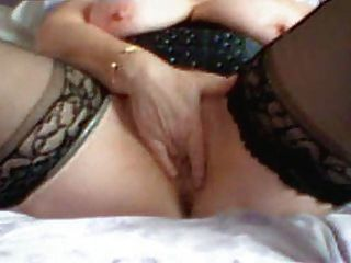 Wife Playing With Little Dildo