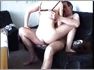 Housewife Is Interrupted To Be Fucked