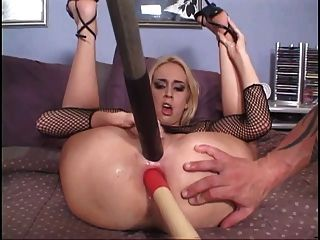 Sexy Bitch Rams Dildo And Cock In Cunt