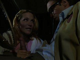 Jessica D Fucking In A Car