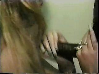 Daejha Milan Super Long Nails Blowjob