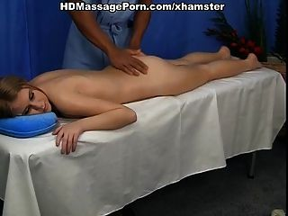 Naked Girl Is Ready For Hot Massage Porn Movie