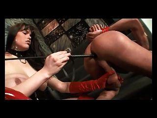Beautiful Big Tit Tranny Dom Hot Scene