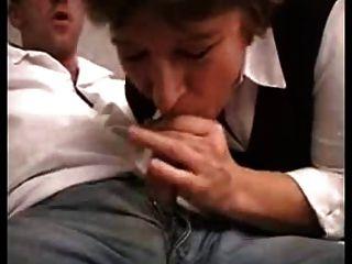Granny Seduced