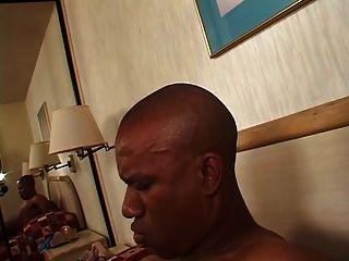 Ebony Hottie Pounded Hard
