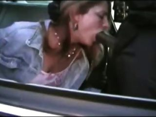 Cop Gets Sucked By Woman Trying To Cover Fine